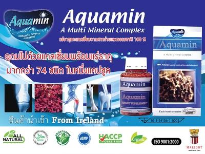 ผลิตภัณฑ์เสริมอาหาร Aquamin
