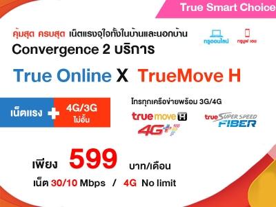 True Online + True move H